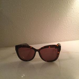 House of Harlow Oversize Cat Eye Sunglasses